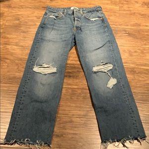 Zara TRF Denim jeans